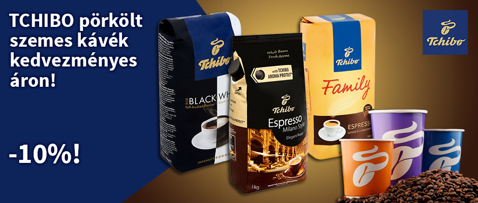 Kávévilág - a hónap terméke
