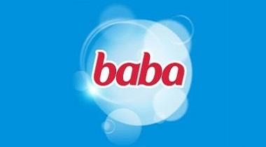 Baba szappan logó