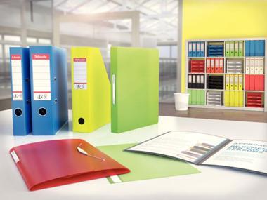 Lebilincselő színek az otthoni irodában!