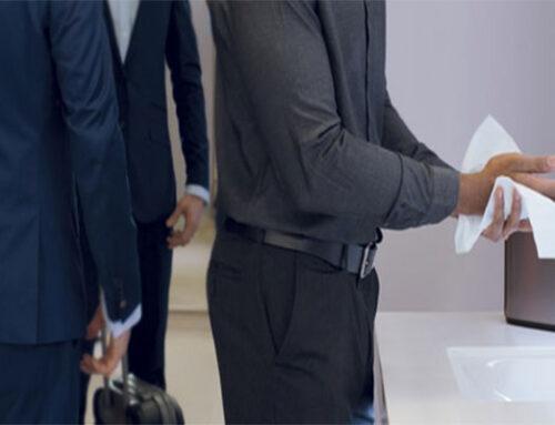 Mossunk kezet TORK szappanokkal az irodában!