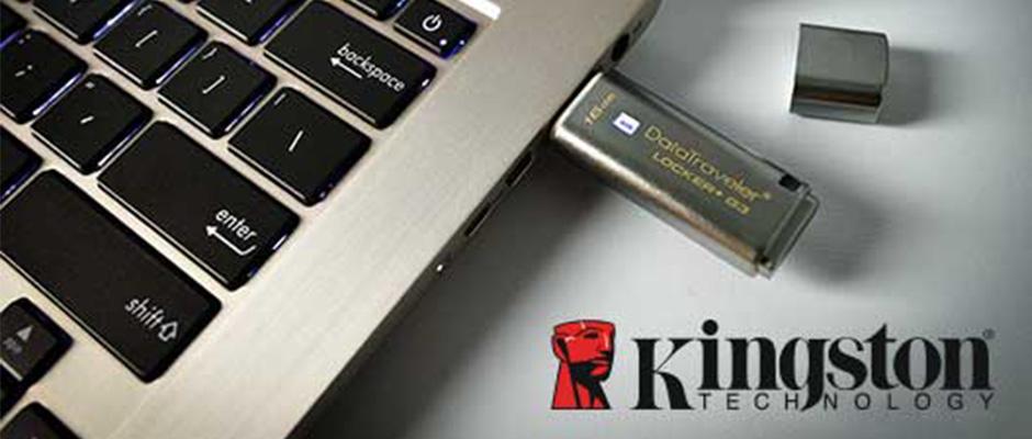 Kingstone titkosított pendrive